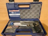 """Colt Gold Cup Trophy Pistol O5070X, 45 ACP, 5"""", Black Rubber Grip, Stainless Finish, 8 Rd MPN:O5070XUPC:098289041067 - 5 of 5"""