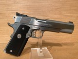 """Colt Gold Cup Trophy Pistol O5070X, 45 ACP, 5"""", Black Rubber Grip, Stainless Finish, 8 Rd MPN:O5070XUPC:098289041067 - 2 of 5"""