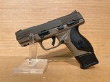 Ruger American Pistol Compact, With Manual Safety 9MM