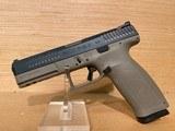 CZ-USA P10 F Pistol 91543, 9mm