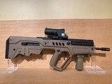 IWI TAVOR X95 FDE BULL-PUP RIFLE SEMI-AUTO 5.56MM