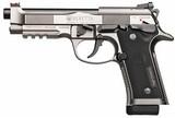 Beretta 92X Performance Semi-Auto Pistol J92XR21, 9mm