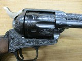 COLT P1850TLE BRIAN POWLEY ENGRAVED .45 LC - 3 of 8