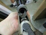 MERKEL K-1S 7X54R SINGLE SHOT RIFLE - 14 of 16