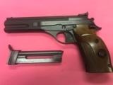 Beretta Model 76 target pistol - 11 of 12