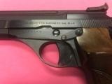 Beretta Model 76 target pistol - 2 of 12