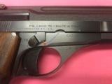 Beretta Model 76 target pistol - 6 of 12