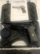 Wilson Combat / Beretta 92G Compact Carry ANIB