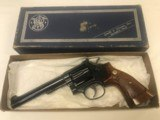 Smith & Wesson 17-2 with box