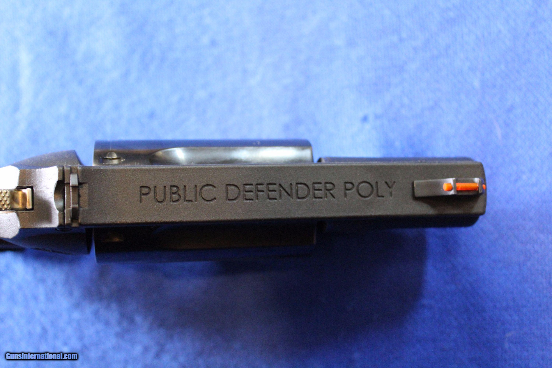 Taurus Judge Public Defender Poly
