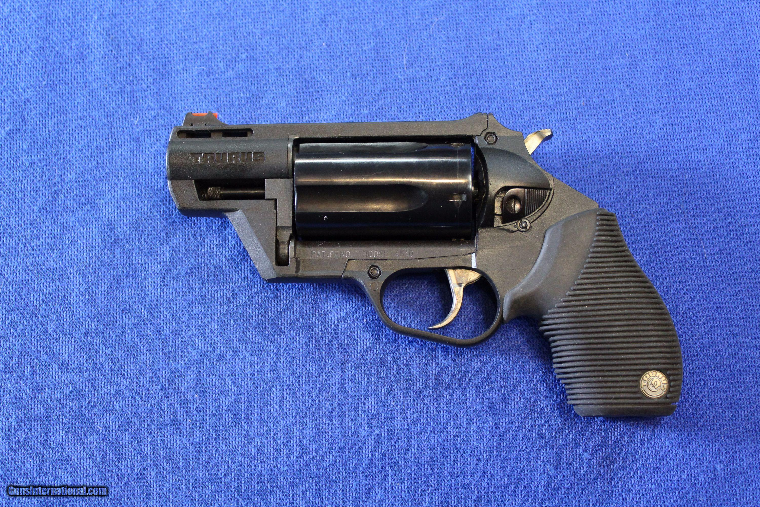 Taurus Judge Public Defender Poly