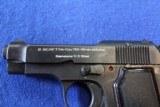 WWII Nazi-Marked Beretta Model 1935 - 2 of 6