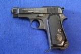 WWII Nazi-Marked Beretta Model 1935