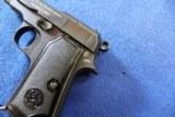 WWII Nazi-Marked Beretta Model 1935 - 3 of 6