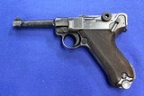 German WWII 42-Code P-08 Luger