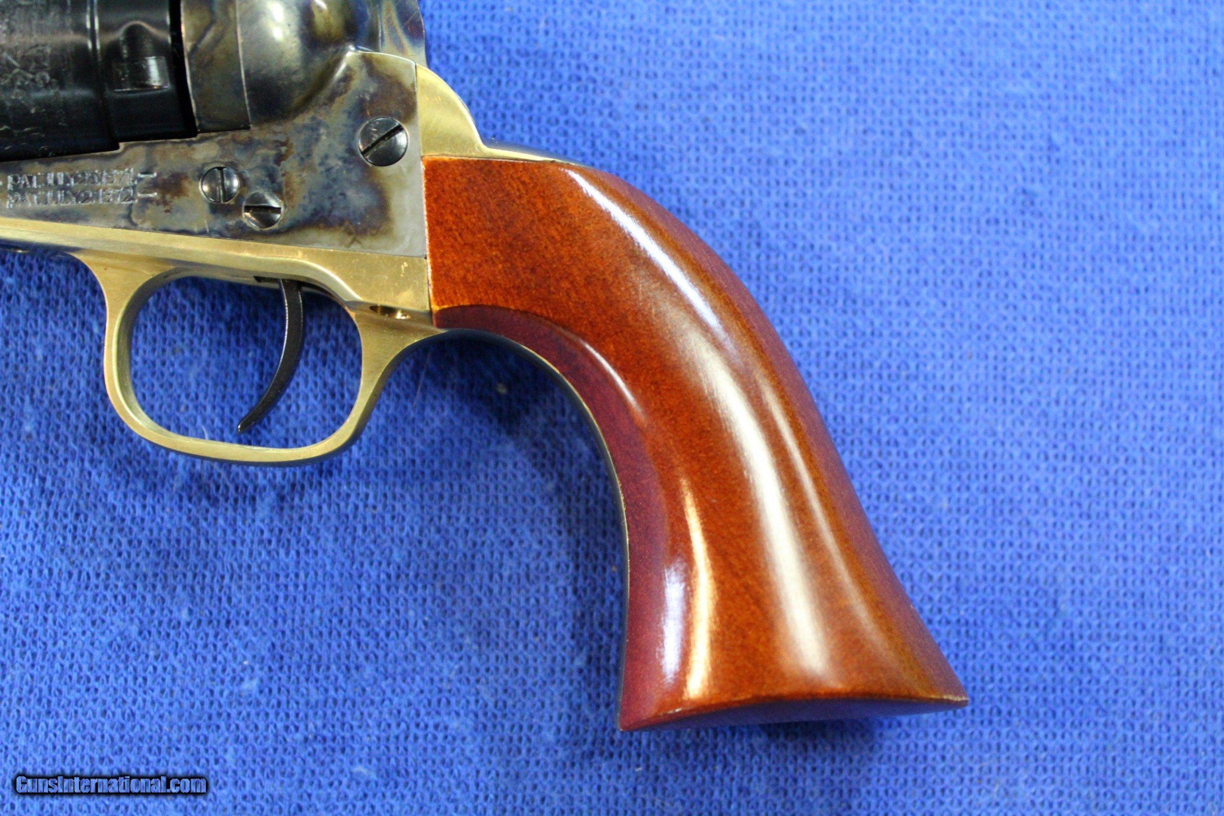 Cimarron Model 1862 Pocket Conversion