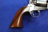 Cimarron Model 1872 Open Top Army, Nickeled - 2 of 8