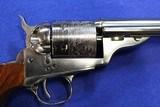 Cimarron Model 1872 Open Top Army, Nickeled - 3 of 8