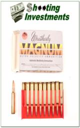 Weatherby 7mm Weatherby Magnum box of 20 ammo - 1 of 1