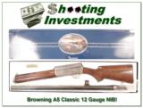 Browning A5 Classic XX Wood New and Perfect! - 2 of 4