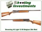 Browning A5 Light 12 69 Belgium VR Mod - 1 of 4