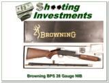 Browning BPS 28 Gauge NIB hard to find - 1 of 4
