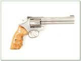 Smith & Wesson Model 617 No Dash 22 LR 6in Stainless - 2 of 4
