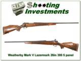 Weathebry Mark V 5 Panel Lazermark 300 26in Exc Cond! - 1 of 4