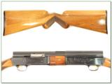 Browning A5 Light 12 66 Belgium Blond! - 2 of 4
