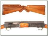 Browning A5 Sweet Sixteen 64 Belgium VR Modified! - 2 of 4