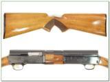 Browning A5 Sweet Sixteen 69 Belgium Blond Vent Rib - 2 of 4