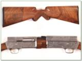 Browning A5 Light 20 Ducks Unlimited XX Wood! - 2 of 4