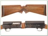 Browning A5 72 Belgium Magnum 12 NIB Unfired! - 2 of 4