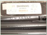 Browning A5 72 Belgium Magnum 12 NIB Unfired! - 4 of 4