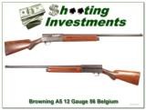 Browning A5 12 Gauge 56 Belgium 28in Modified - 1 of 4
