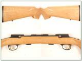 Browning T-bolt 22LR Limited Run Maple Stock NIB - 2 of 4