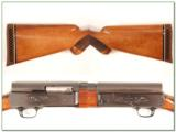Browning A5 rare FIRST YEAR 58 Belgium Magnum 12! - 2 of 4