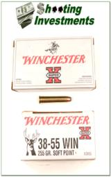 Winchester Super-X 38-55 factory Ammo 200 rounds! - 1 of 1