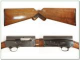 Browning A5 12 Gauge 54 Belgium Solid Rib - 2 of 4