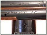 Sako Vixen L461 222 Magnum Bofer Steel Exc Cond! - 4 of 4