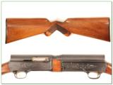 Browning A5 Sweet Sixteen 54 Belgium 28in Mod - 2 of 4