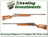 Browning A5 Sweet Sixteen 54 Belgium 28in Mod - 1 of 4
