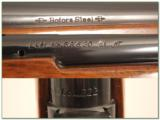 Sako Vixen 222 Remington Bofers Steel Exc Cond! - 4 of 4