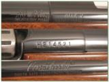 Weatherby Mark V Lazermark 5 Panel 270 26in as new! - 4 of 4