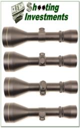 Leupold Vari-X II 3-9 X50mm scope looks new - 1 of 1
