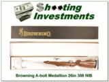 Browning A-bolt II Medallion 308 WIn last ones! - 1 of 4
