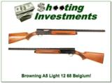 Browning A5 Light 12 68 Belgium 26in IC VR - 1 of 4