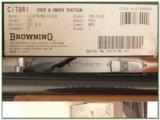 Browning Citori 20 Gauge Lightning 26in in box! - 4 of 4
