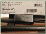 Browning A-bolt II Medallion 300 WSM last of the new ones! - 4 of 4