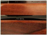 Ruger Model 77 International hard to find 243 Red Pad as new - 4 of 4